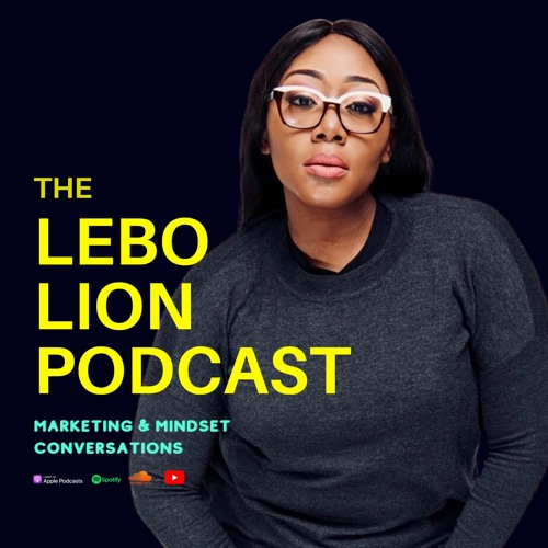 African podcast Lebo Lion