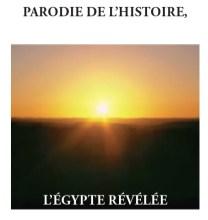 Livre Parodie de lHistoire LEgypte revelee thumb