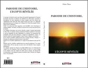 Livre Parodie de lHistoire LEgypte revelee