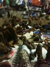 Prison de Lomé au Togo (15 mai 2013)
