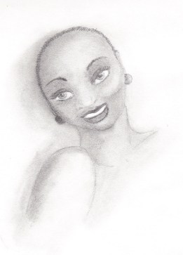 Pencil sketch 6-19-2001 (Click to enlarge)