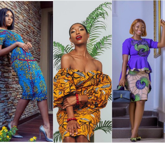 6c997483903fb7 Magnifique Ankara Styles For Your Wardrobe