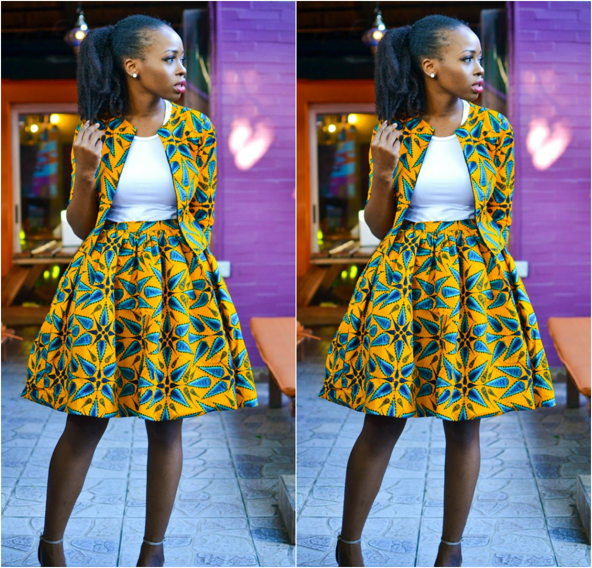 Skirt And Blouse Styles African Women Unique and Stylish 20 Attires