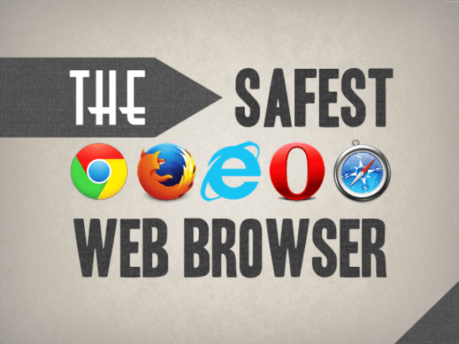 Top 3 Safest Browsers