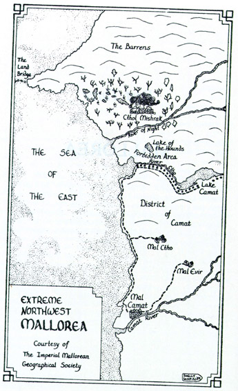 The Belgariad: Enchanter's End Game