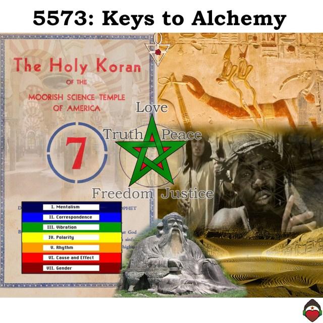 Keys to Alchemy