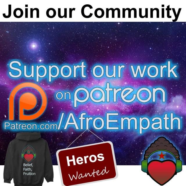 Black Empath Support