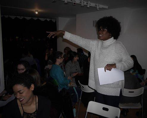 Taller Afroféminas sobre Feminismos Negros en España
