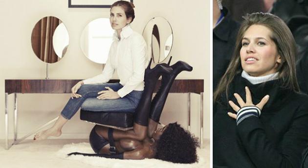 la silla racista