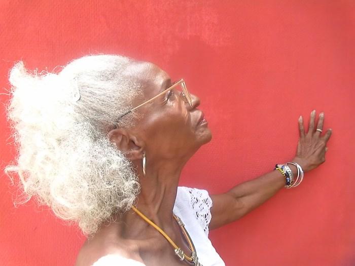 Felicia Solano Almora. Primer premio en la modalidad de afro. Foto: Susana Pilar Delahante Matienzo