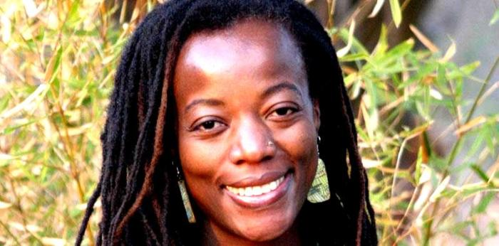 Tsitsi Dangarembga. Foto de zimeye.com
