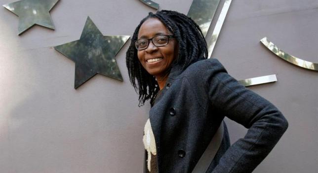 la primera afroespañola en el parlamento españoljpg