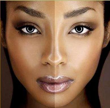 crítica al blanqueamiento de piel_ Afroféminas
