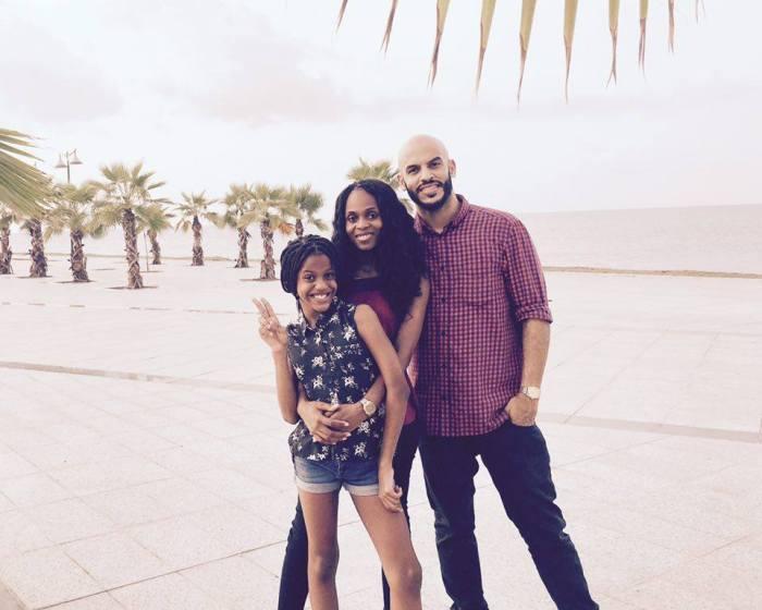 pareja mixta_afroféminas_migui y carina