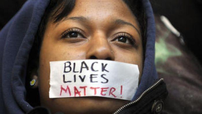 black lives matter - Afrofeminas-El chojin