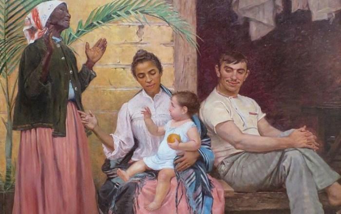 La redención de Cam (1895)