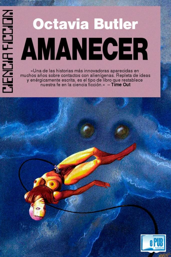 Amanecer-Octavia-Butler-portada