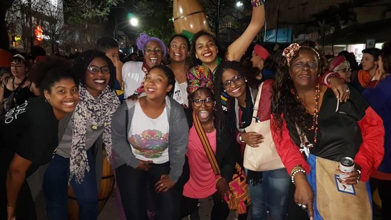 mujeres negras orgullosas