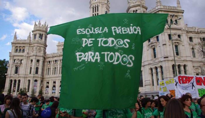 Racismo en la escuela pública en España