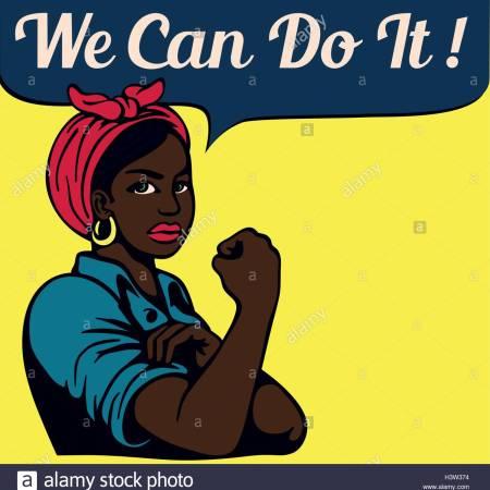 Acción de Afroféminas en Osoigo
