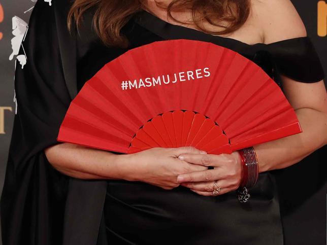 Premios Goya 2018. Más Mujeres ... blancas