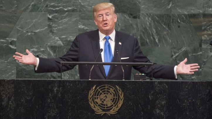 El show de las Naciones Unidas