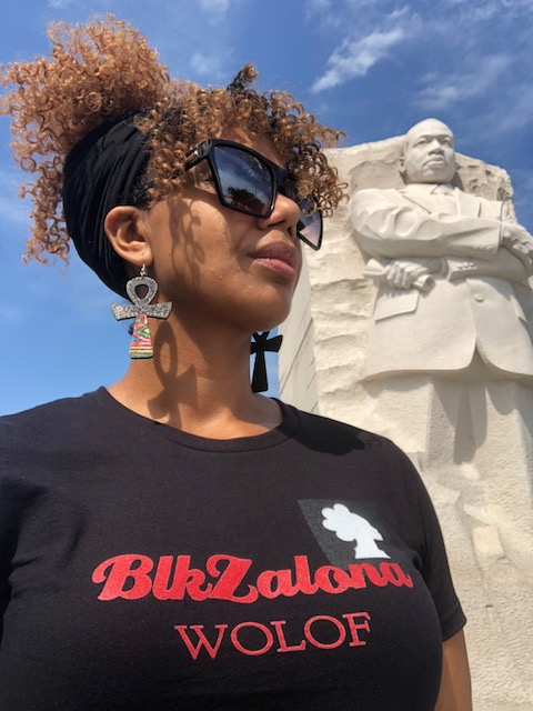 """Entrevista a Zaida NDiaye creadora de Astou Blackcelona: """"Que lxs más pequeñxs vean la diversidad como algo normal, para mí, no tiene precio"""""""