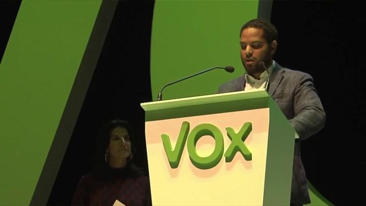 Ignacio Garriga, la coartada inclusiva de VOX