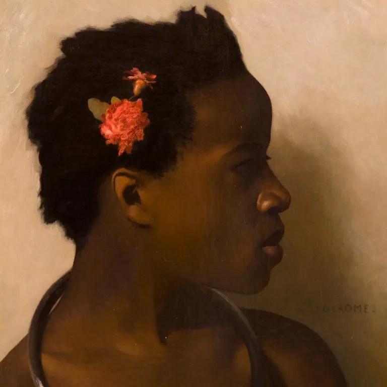 Existo cuando me nombras. La resistencia de la identidad negra en la historia del arte