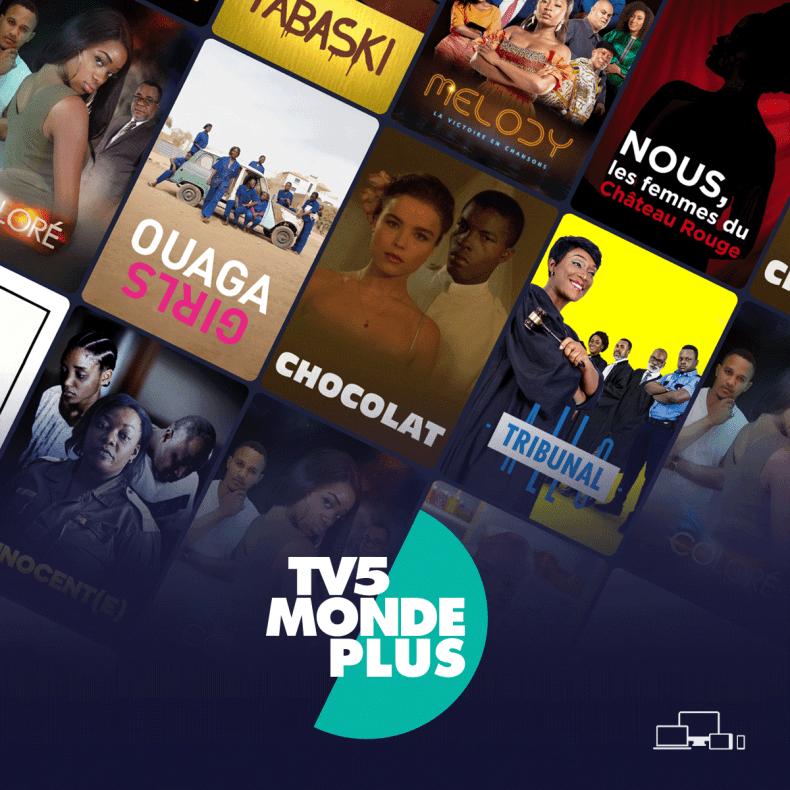 TV5MONDEplus patrocina el FCAT2021.