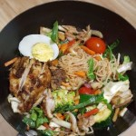 Zero Noodle Stir Fry –  Under 500 calories