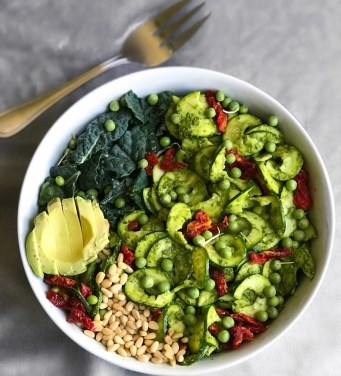 3 Easy and Delicious High Protein Vegan Salads