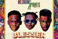 Medium Points feat. Busi N - Blesser
