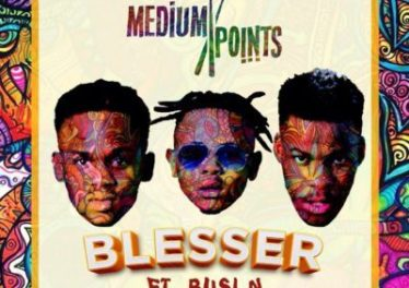 Medium Points feat. Busi N - Blesser