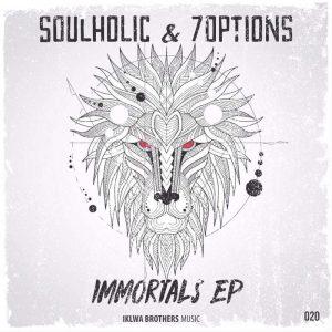 Soulholic & 7Options - Immortals (feat. XtetiQsoul) 2017