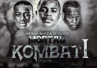 Afrikan Beatz & Dj Faisca - Mortal Kombat I (Original Mix) 2017