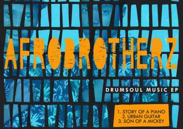 Afrobrotherz - Drumsoul Music EP