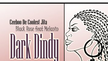 Ceeboo De Coolest Jita & Black Rose - Dark Dindy