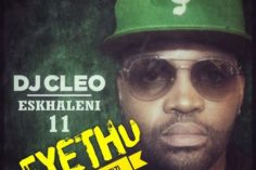 DJ Cleo - Eyethu ft. Bizizi (Short Version) 2017