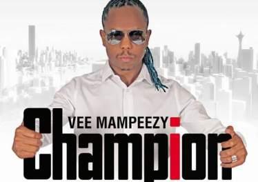 Vee Mampeezy - Waba a Tsile