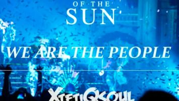 Empire Of The Sun - We Are The People (XtetiQsoul Bootleg Mix)