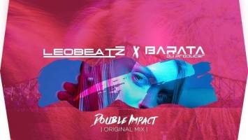 LeoBeatz & Dj Barata - Double Impact (Original Mix) 2017
