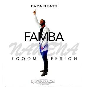 Dj Paparazzi - Famba Nawena (Gqom Version 2018)