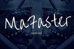Mafaster - Iqiniso EP