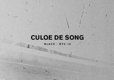 Culoe De Song - BLACK [Album Mix]