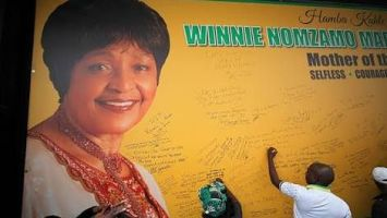 Tribute to Mama Winnie Madikizela Mandela (DJ Ace SlowJam Mix)