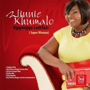 Winnie Khumalo - Ncgocgo Lo Mfazi (Dj Christos Magic Session Mix). latest house music tracks, dance music, latest sa house music, new music releases