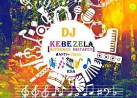 Motswako - Afro Friday #4 (Afro In Me) Mixed By Dj Kebezela