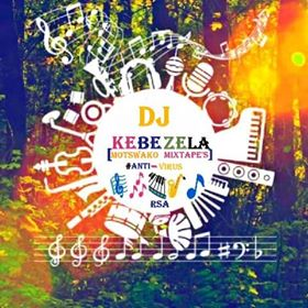 Motswako - Afro Friday #4 (Afro In Me) Mixed By Dj Kebezela