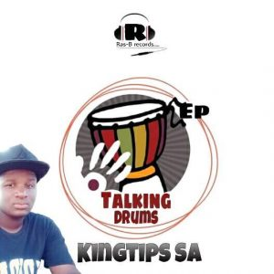 Kingtips SA & Drum Que - Drum War (Afro Drum). latest sa house music, new music releases, local house music, tribal house